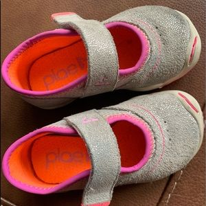 PLAE Shoes - PLAE Emme shoes - toddler girl 5.5